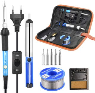 KIT SOLDADOR DE ESTAÑO 60W 220V