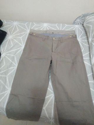Pantalones casual sport hombre