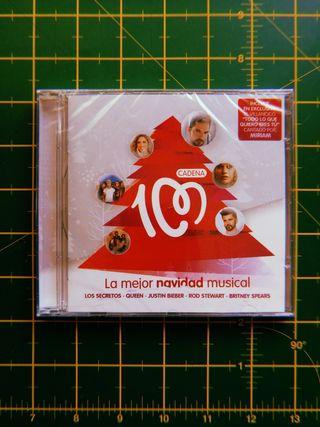 CD - La mejor navidad musical - Cadena 100
