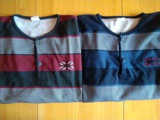 Camisetas manga larga M