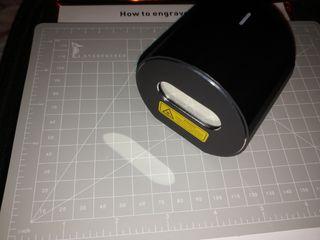 Laserpecker pro grabadora laser