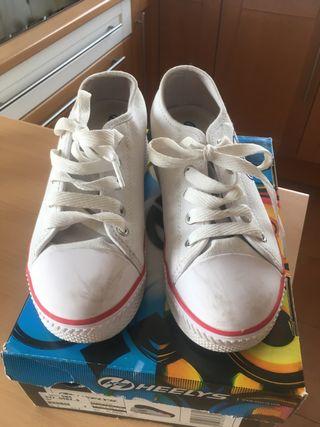 Heelys talla 34 zapatillas