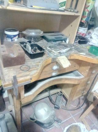 taller completo de joyeria