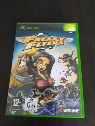Freaky Flyers Xbox