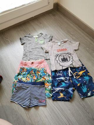ropa niño 12-36 meses