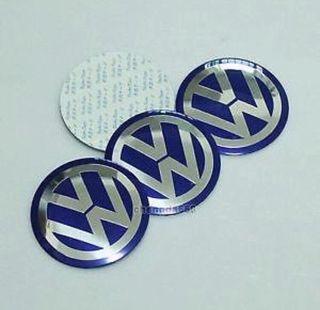 Insignias llantas tapacubos VW Golf New Beetle etc