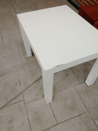Mesa , Escritorio , blanca