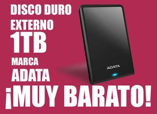 Discos duros 1Tb USB 3.0