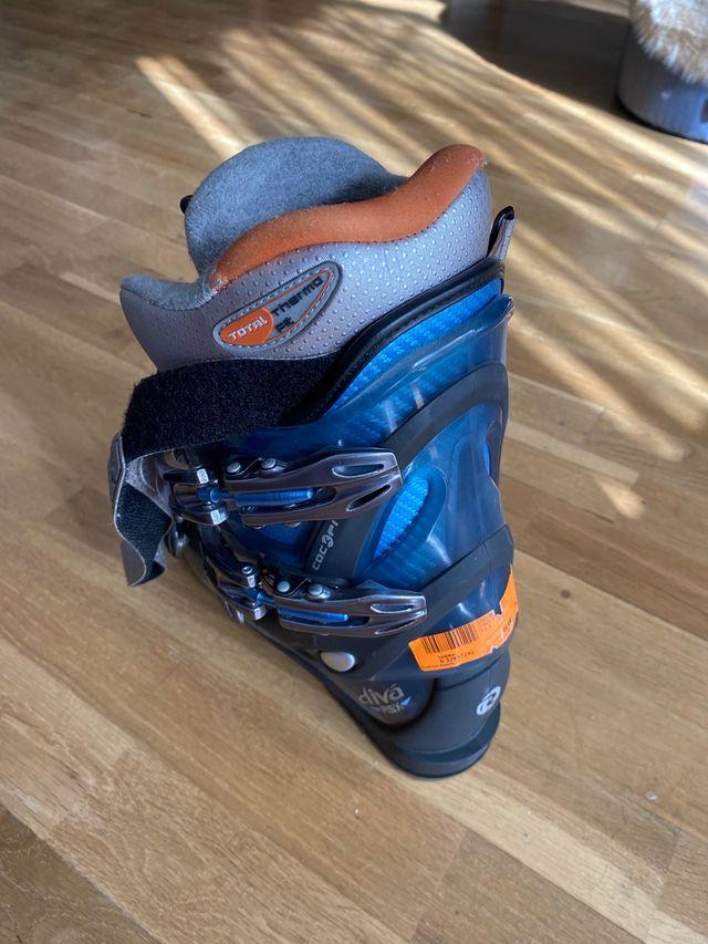 Botas de esquiar nuevas talla 25,5 equivale a 39/4