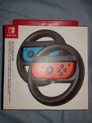 volantes Nintendo switch