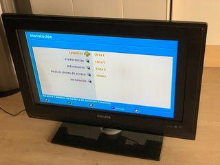 "TV Philips 26"" con tdt"