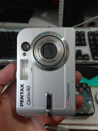 Pentax Optio 50 Digital Camera