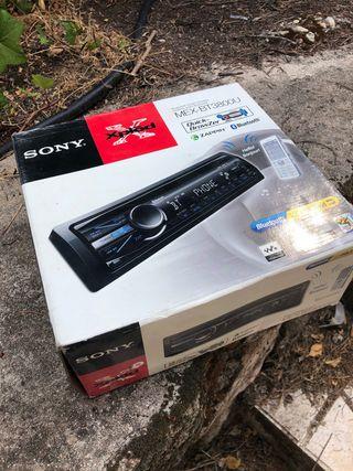 Radio CD para coche Sony