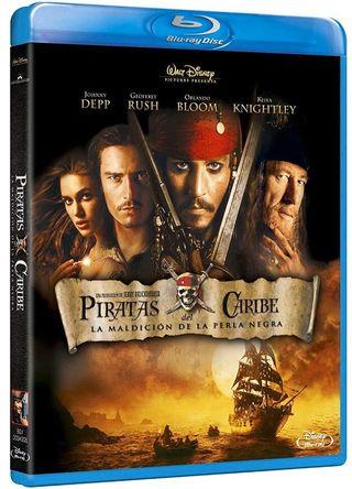 Piratas del Caribe. La maldición de la Perla Negra
