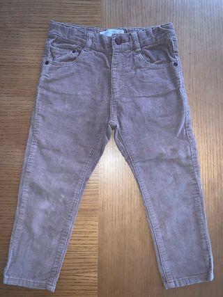 Pantalón 2-3 años Zara