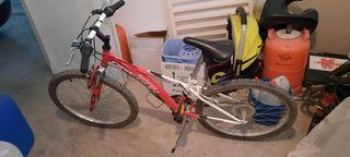 Bicicleta oregon 24 pulgadas