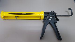 pistola sikaflex y silicona