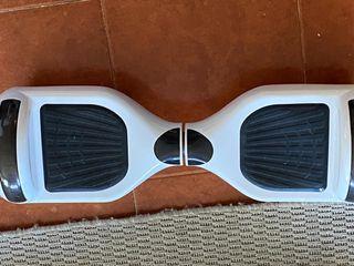 Hooverboard + asiento.
