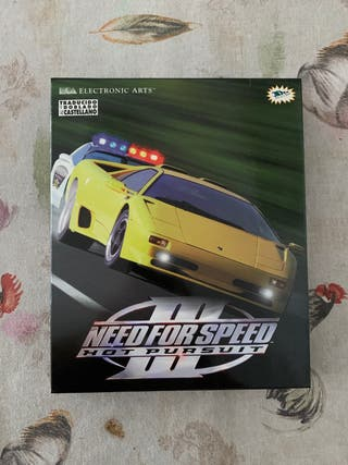 Juego de PC Need for Speed III