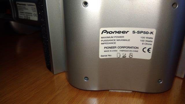 Altavoces Pioneer S-SP50-K