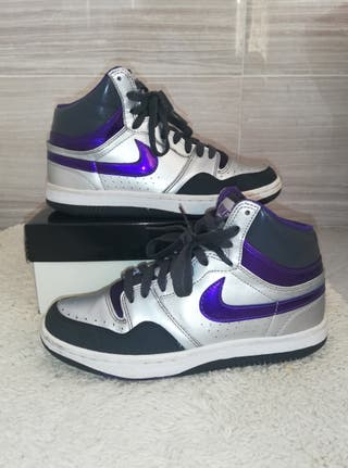 Nike court force trainers