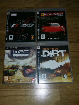 WRC,Colin Dirt,Fórmula 1,Ferrari