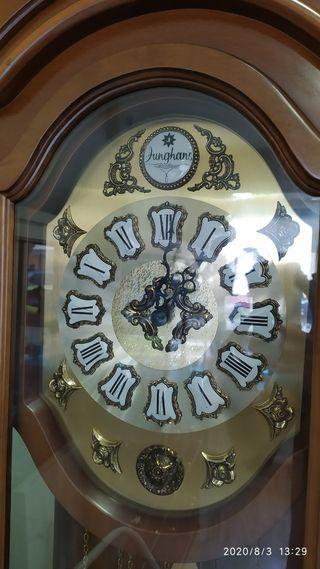 reloj antesala junghans limited edition
