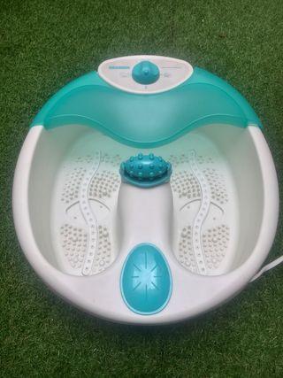 Aqua term masajeador de pies