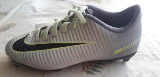Botas fútbol Nike Mercurial T35