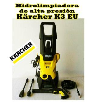 HIDROLIMPIADORA KÄRCHER K 3 EU
