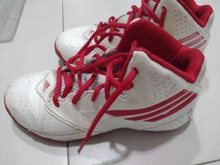 zapatillas basket Adidas. baloncesto