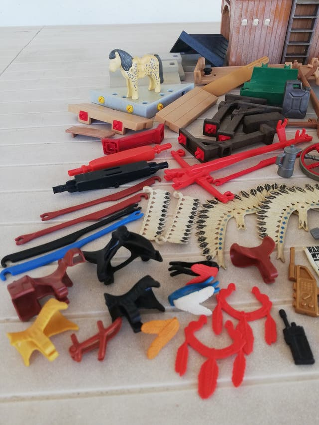 Lote Playmobil Variado