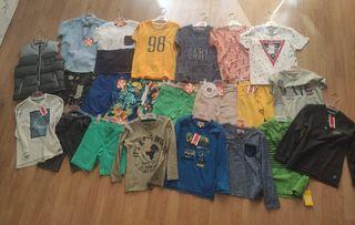 ropa de niño 6 años