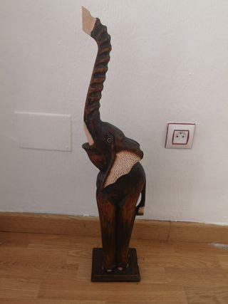 figura madera