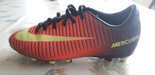 Botas fútbol Nike Mercurial T36