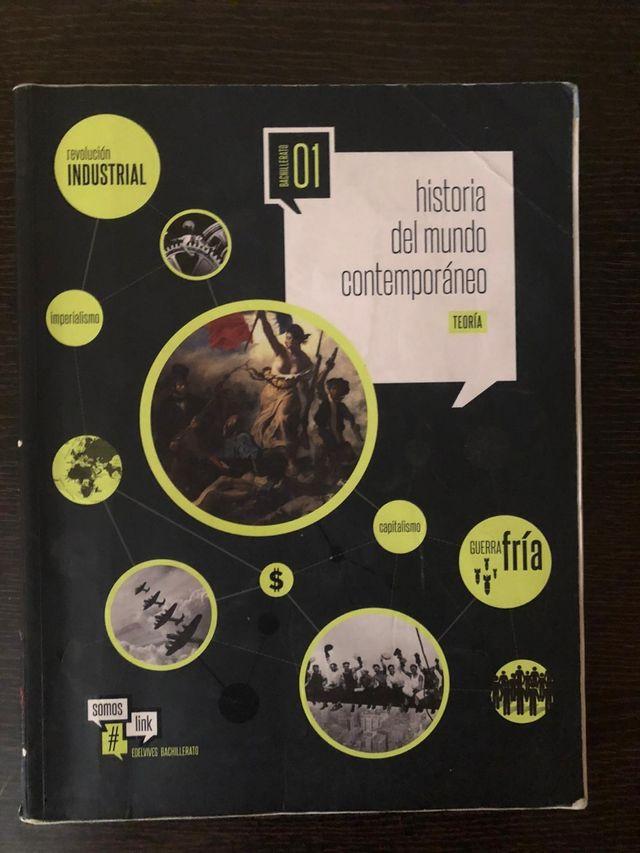 LIBROS DE TEXTO 1 BACHILLER