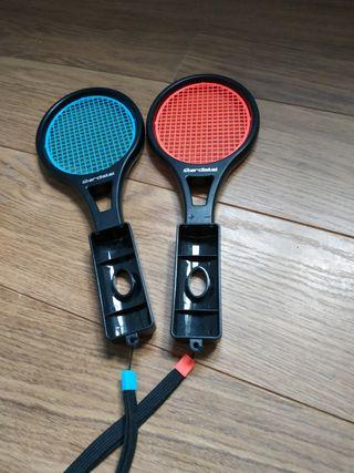 raquetas para Nintendo swich