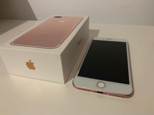 Vendo IPhone 7 Plus 256 Gb
