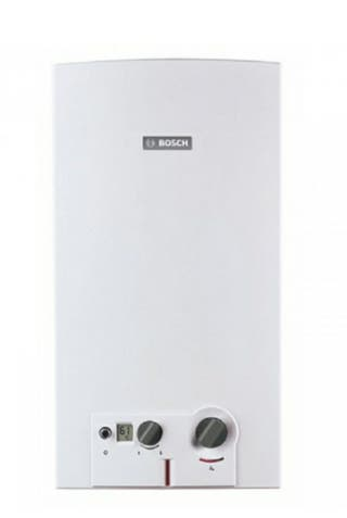 Calentador bosch junkers 11L a gas natural