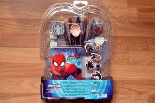 Maletín de pintura Spiderman (A ESTRENAR) Maletín