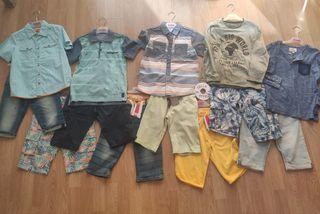 ropa de niño 7 años