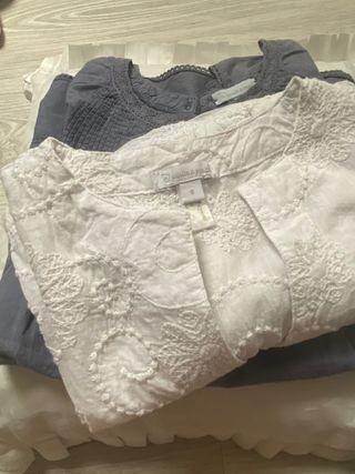 Lote 7/8 años vestidos ibicencas Mila