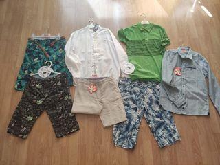 ropa de niño 10 12 años
