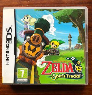 The Legend of Zelda Spirit Tracks