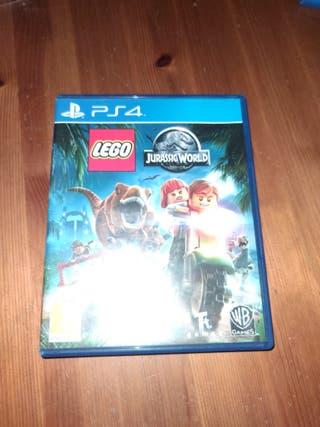 LEGO jurassic world para ps4