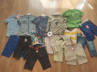 ropa de niño 8 años