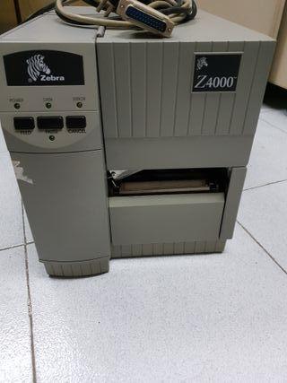 impresora pegatinas zebra
