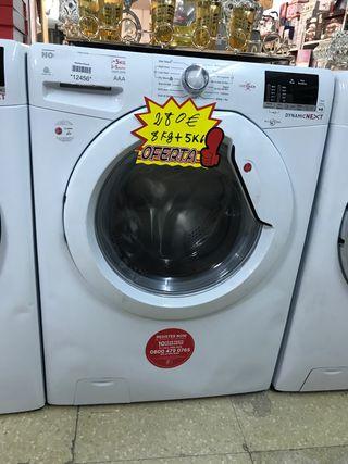 Lavadora y secadora nueva a estrenar