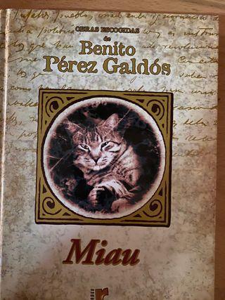 Benito Perez Galdos y biografías.