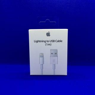 CABLE CARGADOR APPLE ORIGINAL IPHONE/IPAD